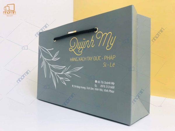 Túi giấy Quỳnh My 2